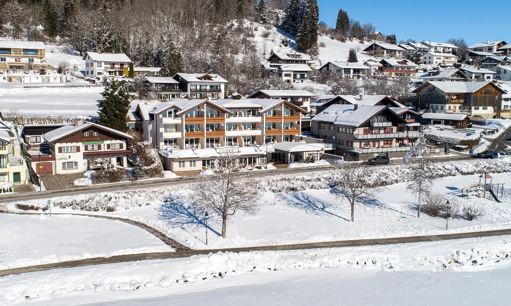 Hotel Fischer am See, Hopfen